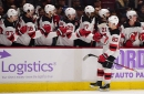 The Devils Hang On For a 2-1 Win to Sweep the Season Series in Vancouver