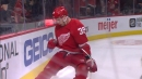 Mantha brings Red Wings' fans to their feet with game-winner