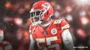 Chiefs DE Frank Clark dealing with pinched nerve, couldn't feel two of his fingers