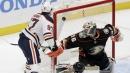McDavid scores hat trick, reaches 400 points in Edmonton win