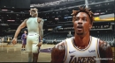 Lakers video: Dwight Howard stays late and drains threes after loss to Raptors