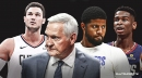 Clippers' Jerry West recounts Paul George trade, says hardest part was losing Shai Gilgeous-Alexander, Danilo Gallinari