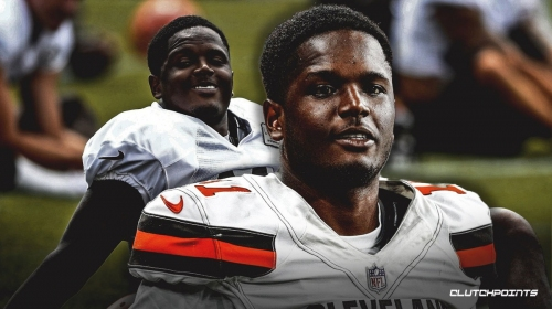 Browns WR Antonio Callaway was benched for 'disciplinary reasons' in Week 10