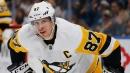 Penguins' Sidney Crosby won't play Tuesday vs. Rangers