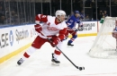 Detroit Red Wings Justin Abdelkader Out Three Weeks