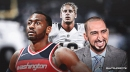 John Wall responds to Nick Wright criticism, comparison to Jared Goff