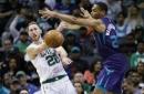 Celtics await word on whether Hayward's hand needs surgery