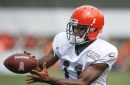 Browns coach Kitchens: Benching of WR Callaway only 1 game