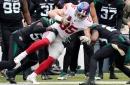 Rhett Ellison latest Giants player to enter concussion protocol