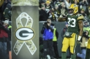 Aaron Jones' big games are giving him an early argument for the MVP award