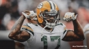 Packers' Davante Adams says he's feeling '3 million percent better' after toe injury