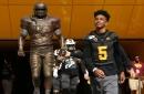 ASU quarterback Jayden Daniels' status against Oregon State still undecided