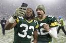 Aaron Jones, not Rodgers, proving to be Packers' MVP