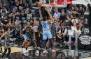 Grizzlies outlast Spurs 113-109