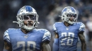 Quandre Diggs hauls in INT during Seahawks debut