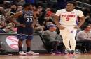 Minnesota Timberwolves, 120, Detroit Pistons 114: Photos from LCA