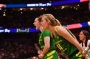Oregon's Lydia Giomi has career game in season opener, Ducks 89 - Huskies 47