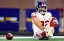 Giants' roster moves: TE Scott Simonson re-signed, practice squad shuffled