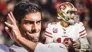 49ers QB Jimmy Garoppolo calls loss to Seahawks a 'reality check'