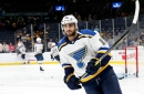 Robby Fabbri Relishing Chance with Detroit Red Wings