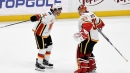 Flames facing goalie conundrum thanks to David Rittich's stellar start
