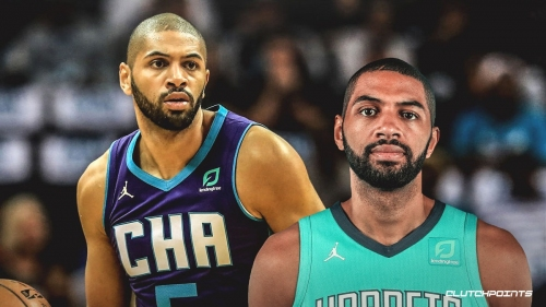 Nicolas Batum (fractured finger) cleared for contact, practices with Hornets on Tuesday