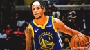 Warriors' Damion Lee out at least 2 weeks with broken right hand