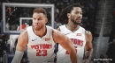 Blake Griffin, Derrick Rose unhappy with Pistons' effort