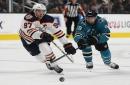 Sharks talk Edmonton Oilers, and Connor McDavid's sick goal vs. Ducks