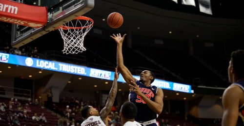 Auburn Basketball Faces First True Road Test