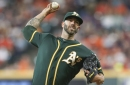 Former Astro Mike Fiers accuses Astros of illegal sign-stealing during 2017 season.
