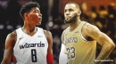 Wizards rookie Rui Hachimura wants to dunk on Lakers' LeBron James