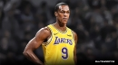 Rajon Rondo available for Lakers on minutes restriction vs. Suns