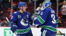 Canucks continue to rotate Bo Horvat's linemates, hoping to find 5-on-5 scoring