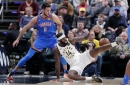 Photos: Pacers host the Thunder
