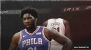 Sixers' Joel Embiid unsure to play Wednesday vs. Magic