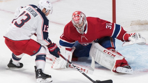 Canadiens' grind-it-out win vs. Blue Jackets a sign of growth