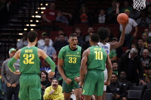 Ducks hold off Wiseman's No. 14 Tigers in Phil Knight Invitational