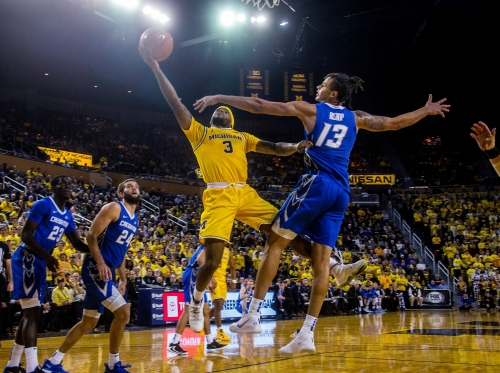 Here's what Michigan basketball is asking Zavier Simpson to do