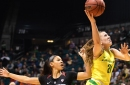 Ionescu's Court: Can the Utah State Aggies beat the Ducks?