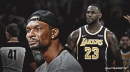 Chris Bosh compares playing with Lakers' LeBron James to buying a Ferrari
