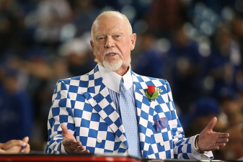 "Don Cherry Fired: Reflections From a ""Good Canadian Kid"""
