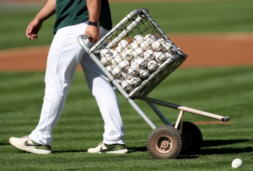 Oakland A's to play Big League Weekend in Las Vegas