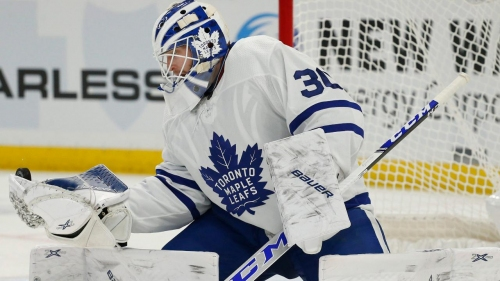 Burke: Maple Leafs have struggled in net since letting McElhinney go