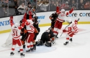 Detroit Red Wings 4, Anaheim Ducks 3 (OT): Photos