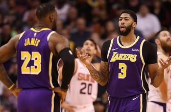 LeBron James and Anthony Davis are a match made in Lakers heaven