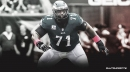 Jason Peters will return to practice after undergoing knee scope last month