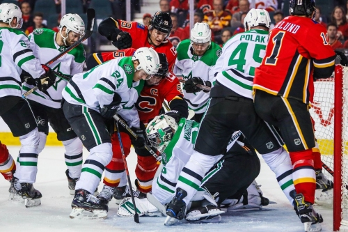 Preview: Calgary Flames vs Dallas Stars (21/82): Stars Shooting Up Standings