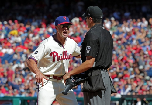 Fans have strong reactions to new Giants manager Gabe Kapler