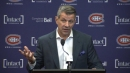Canadiens GM Bergevin explains decision to send Poehling to Laval